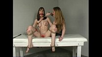 Natali Demore Lesbian With Her Slave In Straitjacket 2 - {pornsocket download} thumbnail