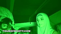 TOUR OF BOOTY - Arab Women Are Rounded Up By American Troops For A Good Time - 9Club.Top