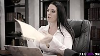 Holy Fuck! Fatty must have burned at least 2000 calories during this wild fuck session! Angela White rocks!