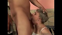 Old slut Madeline gets destroyed by her young lover thumbnail