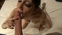 Bella Nikole Black real strong orgasm in cowgir... thumb
