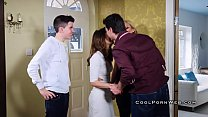 Amber controls and teaching in threesome