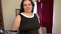 USAWiveS Mature Charlie Fox Solo Toys