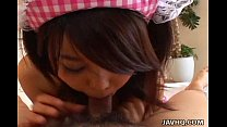 Japanese teen Arisa Takada cums with toys Uncen...