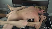 Son Forces Mom to Fuck Him - Fifi Foxx and Cock Ninja