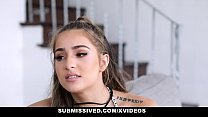 Submissived Cute Submissive Sofie Reyez Gets Dominated By Her Roommate