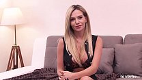 LA NOVICE - Busty Russian blondie Subil Arch gets pounded hard by French cock image