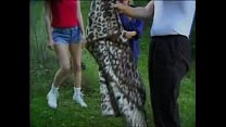 Fucking these Broads Outdoors pornhub video