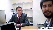 Hard Sex With Busty Slut Office Worker Girl (lo... Thumbnail