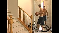 Alex and Kameron Fuck on the Stairs