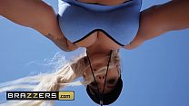 (Nina Elle, Xander Corvus) - Tempting The Tackling Dummy - Brazzers preview image