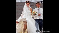 Real Slutty Brides! video