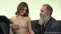 16141 Old Goes Young - Two old men talk babe preview
