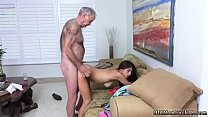Wife cheating and husband angry let her be fuck...