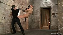 16184 Adriana Chechik is destroyed on hogtie preview