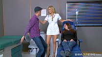 Brazzers - Julia Ann is one hot nurse - download porn videos