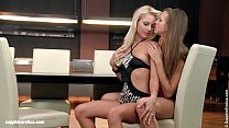 Svelte Sex - by Sapphic Erotica lesbian sex with Juliette Anneli