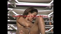 Exhibitionist Wife #42 - Husband Dares Heather To Tease At Non Nude Beach! Image
