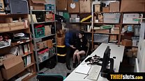 Shy Petite Teen Shoplifter Punish Fucked By Lp Officer