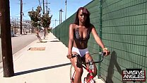 EVASIVE ANGLES Kim Kandy Gets Fucked by a Big Black Cock