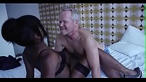 Lascivious Old Fellow Gets It On In The Amsterdam Redlight District