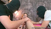 claire dames massage ◦ Thieves get to fuck the slim girl ass thumbnail