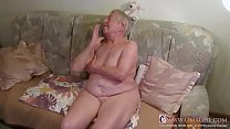 OmaGeiL Nearly Hundred Years Old Grandma Naked thumbnail