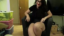 Sexy Brunette Big Ass Milf Talks About Why She ... thumb