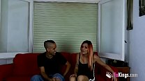 10596 My girlfriend wants her tight ass broken again! We're Nando and Sara preview
