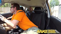 Fake Driving School Horny learners dirty secret suck and fuck session - 9Club.Top