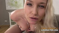 Kathia Nobili - Busty Blonde Pleased With Dick image