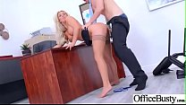 Busty Office Girl (Olivia Fox) Get Hardcore Banged vid-30