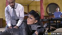 Screenshot Romi derails in to double penetration ration