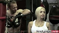 Screenshot Hot blonde ( Jesse Jane, Erik Everhard) fuck in ...