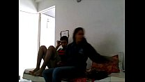 ME AND MY GIRLFRIEND AT HOME INDIA