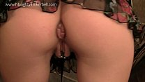 Female anal pumping, vagina sucker pumped anus & ass fucking. Extreme Aufpumpen Preview