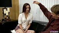Alora James in hypnotized step daughter pornhub video