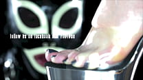 Swallow The Dirt Of Your Mistress Feet, Best Foot Domination Ever