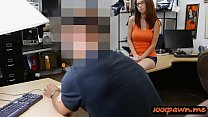 Tight woman with glasses slammed good thumbnail