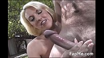 Hottie makes a big cock so damn hard pornhub video