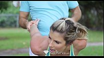 PureMature - Gorgeous athletic Cory Chase is fu... thumb