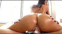 Exotic4k Skillful brunette Janice Griffith fuck...