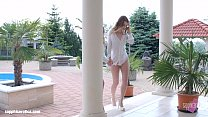 Misha Cross and Lola Taylor in Windy day lesbian scene by Sapphic Erotica