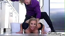 Hard Sex With Big Round Juggs Office Girl (Nicole Aniston) vid-17