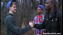 White boy fucked by a big black dick scene 05