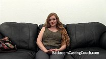 Image: Redhead Teen First Anal and Creampie