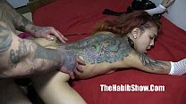 petite asian kimberly chi gets fucked west side hood rican tatoo