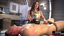 CBT And TT Treatment To Pathetic Dude Given By