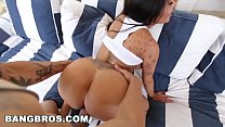 BANGBROS - Bootylicious Latina Lela Star Sucks and Fucks Like a Champ (ap14604) video