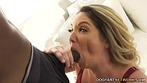 Kiki Daire Brings Home A Black Man - Cuckold Sessions Preview